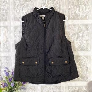 Croft & Barrow Women's Puffer Vest